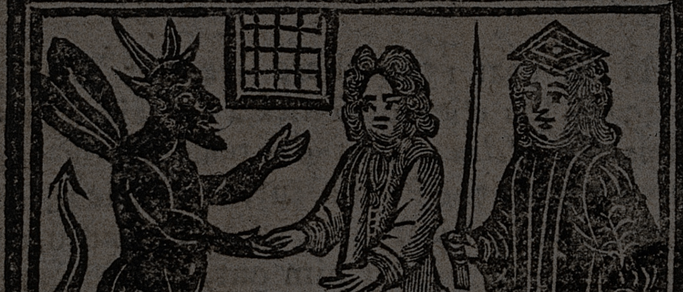 The psychology behind witchcraft in the early modern period
