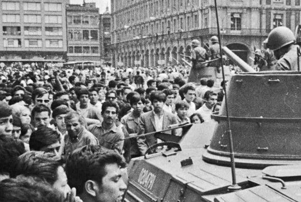 Student Revolt 1968 Thumbnail