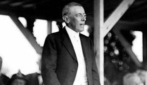 Woodrow Wilson's Agenda