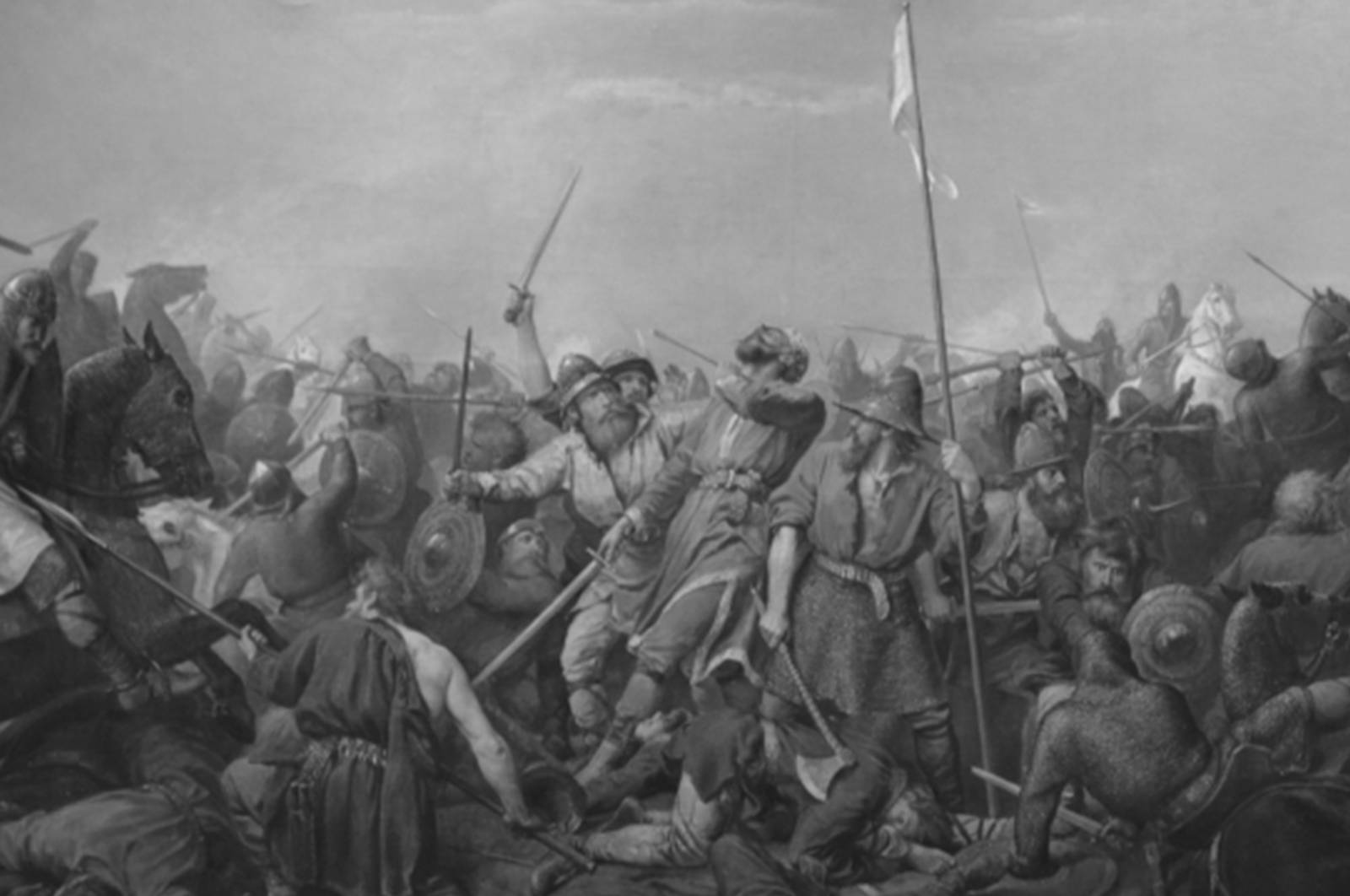 why did the viking raids and military campaigns in ireland