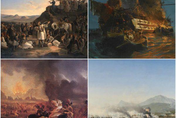 The Greek Revolution of 1821