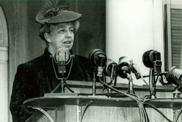 Eleanor Roosevelt Speech