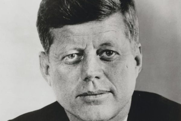 The lasting impact of the assassination of President John F. Kennedy and the ionic image behind it