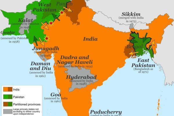Indian partitian